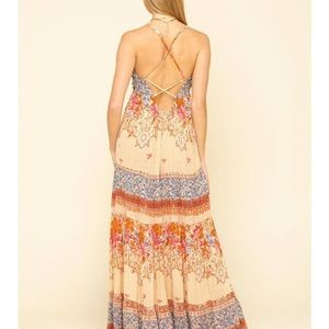 Free People Dresses - Free People || Give A LIttle Maxi Dress